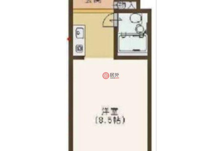 日本大阪府的房产,大阪市中央区難波千日前4-13,编号45482753