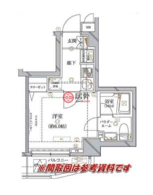日本TokyoTokyo的房产,上原1,编号51657022