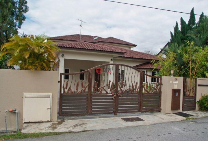 马来西亚吉隆坡4卧5卫最近整修过的房产