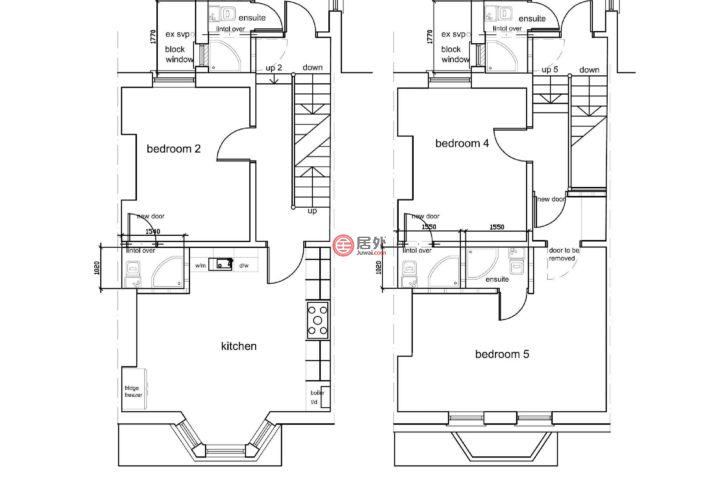 英国英格兰伊斯特本的房产,44 Seaside,编号54695990