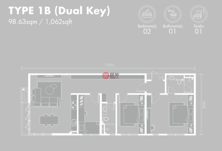 马来西亚MalaccaMelaka的房产,JALAN PARAMESWARA,编号52200951