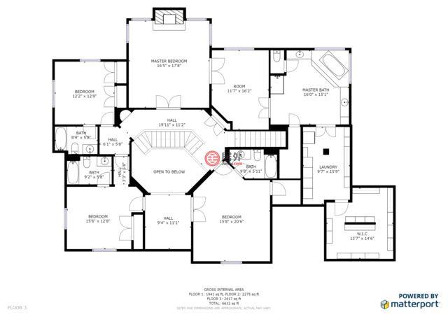 美国伊利诺伊州奇尔迪尔的房产,22206 N Prairie Ln,编号52288519