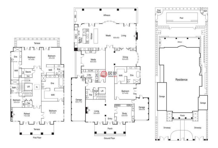 澳大利亚维多利亚州Brighton的房产,9 Chatsworth Avenue,编号50787887