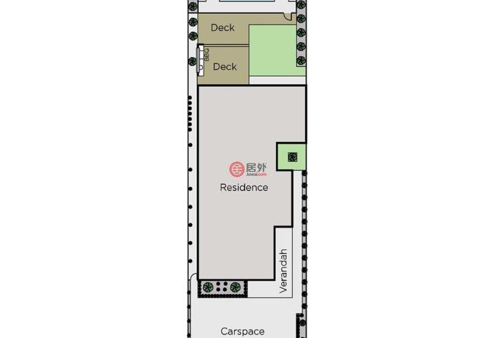 澳大利亚维多利亚州Brighton的房产,73 Asling Street,编号48428149