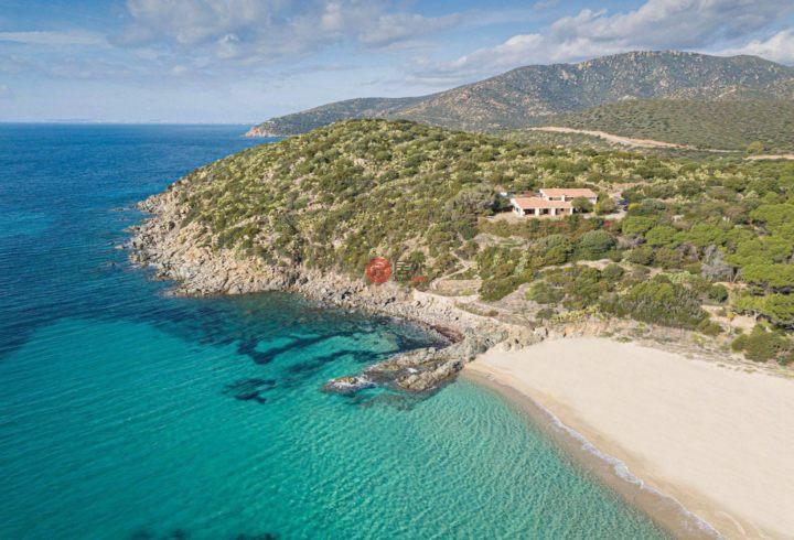 意大利CagliariQuartu Sant'Elena的房产,Località Geremeas Kala e Moru,编号57002980